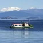 Ernest Kemp lake cruise