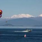 Parasail Lake Taupo